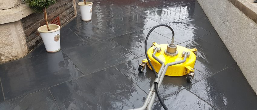 Maesteg Patio Cleaning