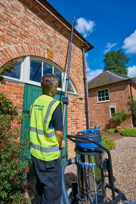 Gutter Cleaning Pengam